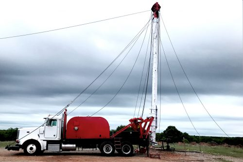 Detroit Diesel Series 60 >> SK575 Workover Rig Pulling Units - Southern Plains Energy ...